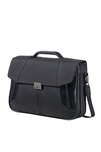 Samsonite - XBR - Aktentasche 2 GUSSETS 15.6""