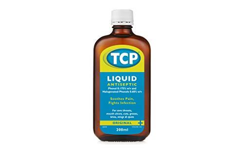 TCP Original Antiseptic Liquid - 200 ml, 247031