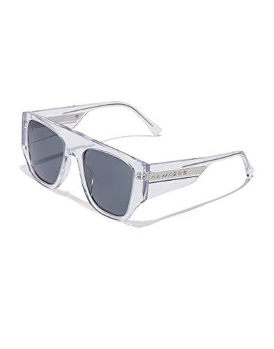 HAWKERS RIMY Gafas de Sol, Gris/Transparente, One Size Unisex Adulto