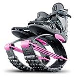 Kangoo Jumps XR3 Special Edition (Black & Pink, Small)