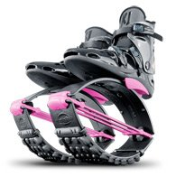 Kangoo Jumps XR3 Special Edition (Black & Pink, Small)