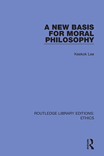 A New Basis for Moral Philosophy