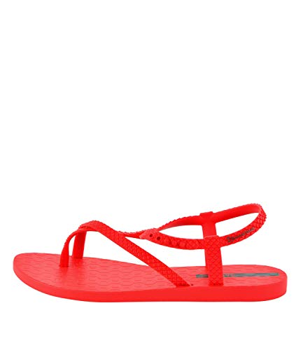 Ipanema Class Wish Fem 26452-20197 - Sandalias para mujer, color Rojo, talla 37 EU