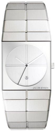Jacob Jensen Herren-Armbanduhr ICON 212s