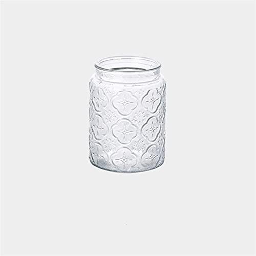 Glas versiegelt KANN Vintage Begonie...