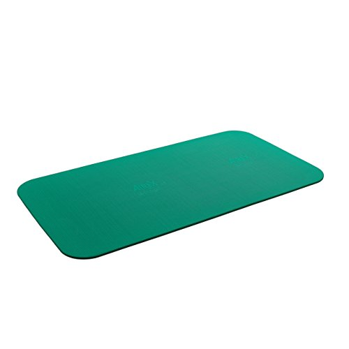 Airex Corona, Esterilla para Fitness y Yoga, Verde, 185 x 60 x 1,5 cm