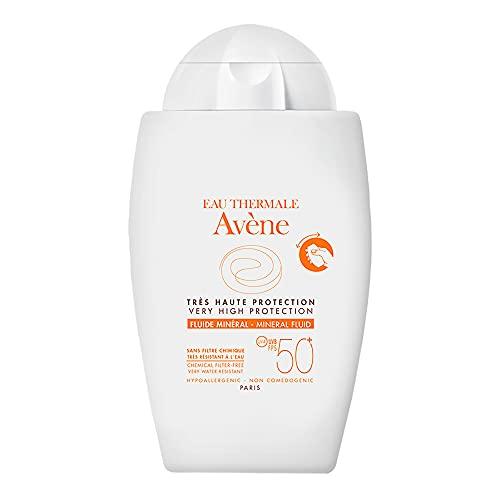 Avene - Solar Fluido Mineral SPF 50, 40 ml