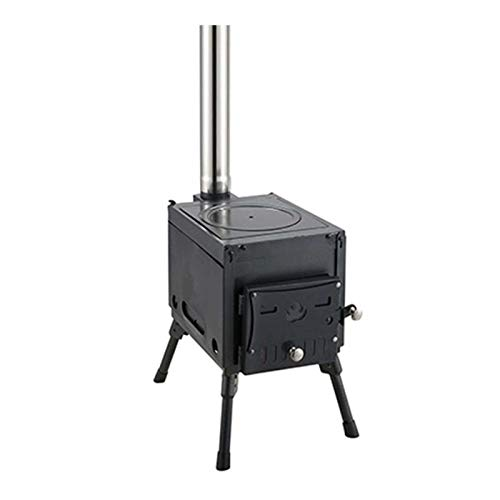 Camping Stoves,Stove Tent,Camping Stove,Hot Tent Stove,Wood Stove,Wood Burning Stove,Portable Wood Stove,Tent Heater for...