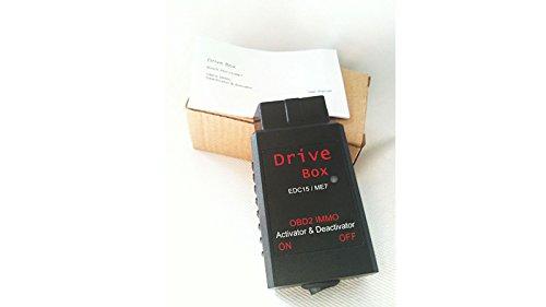 Wegfahrsperre deaktivieren für VW Audi SEAT Skoda EDC15 ME7 Drive Box immobilizer