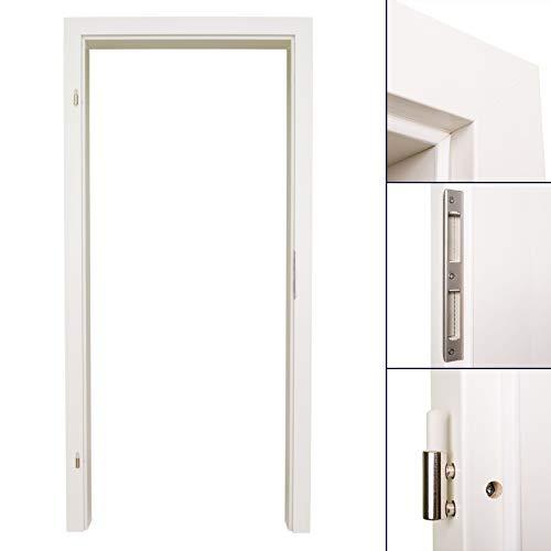 HORI® Tür-Zarge I in verschiedenen Dekoren und Größen I Türrahmen passend für alle Zimmertüren in DIN Größe