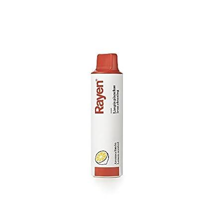 Rayen Limpia planchas | Elimina la Suciedad | con Aroma a limón | Fácil de Usar 6163.01, Cera, Transparente