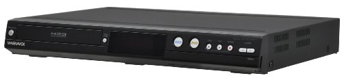 Magnavox MDR535 500GB HDD and DVD Recorder with SD Digital Tuner (Black)