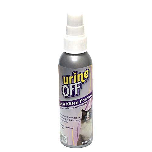 Urine Off Formula Spray für ausgewachsene und junge Katze 118ml