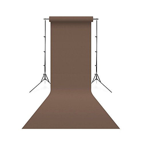 Linkstar - Linkstar Background Roll 16 Peat Brown 1,35x11 m