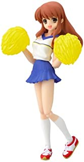 Max Factory The Melancholy of Haruhi Suzumiya: Mikuru Asahina Figma Action Figure Cheerleader Ver