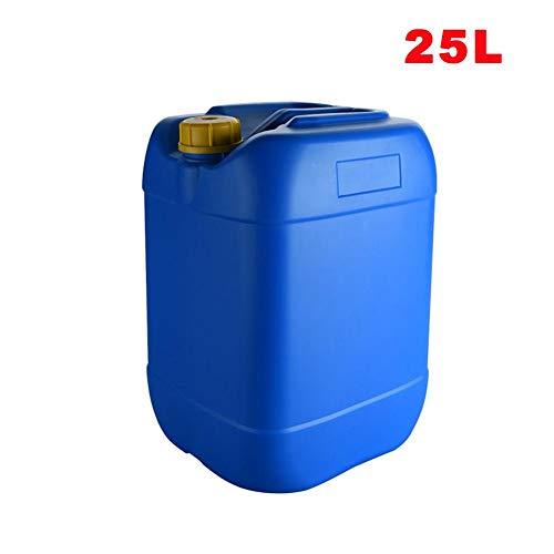 Kraftstofftank/Treibstofftank 25L - Tragbarer Benzintank Tank Kraftstofftank, Kunststoff, Rote Dosen Für Den Haushalt, Wein, Wasserspeicher