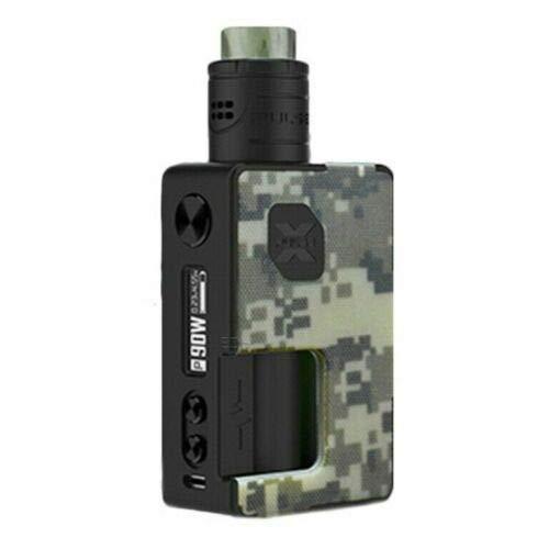 VandyVape Pulse X BF 8ml + 2ml 90W TC Kit Farbe G10 Camouflage