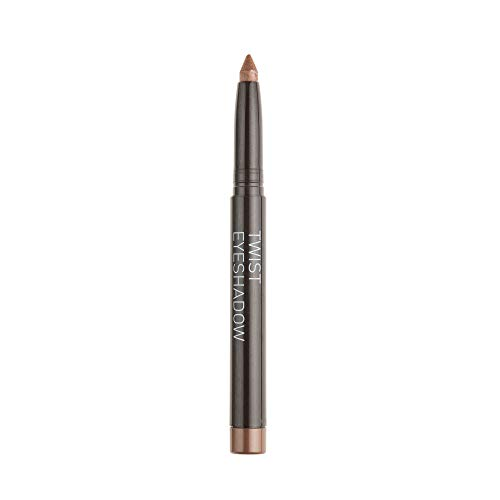 Korres Black Volcanic Minerals Twist Eyeshadow Stick 29, Golden bronze, 1er Pack (1 x 1.4 g)