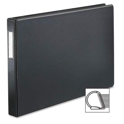 CRD12112 - Cardinal EasyOpen Locking Slant-D Tabloid Binders