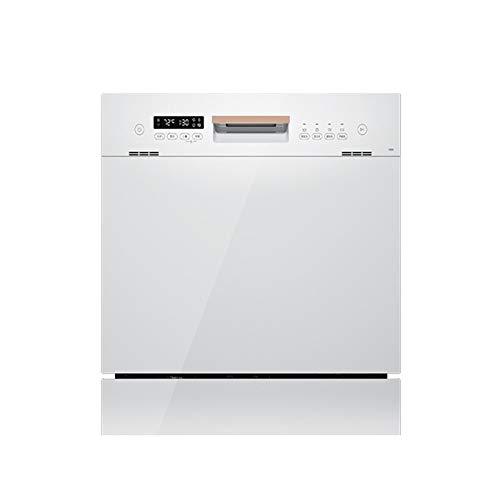 CLING Exquisit Tischgeschirrspüler,Die Waschsterilisationsrate Erreicht 99,99%, Heißlufttrocknung,Mini Spülmaschine