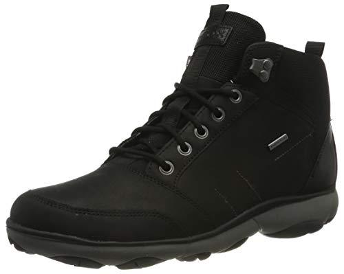 Geox Herren U Nebula 4 X 4 B ABX A Chukka Boots, Schwarz (Black C9999), 42 EU