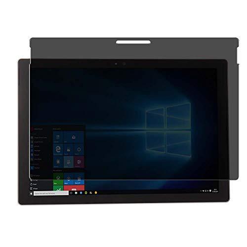 Vaxson Protector de Pantalla de Privacidad, compatible con Microsoft Surface Pro 4 12.3' Pro4 [no vidrio templado] TPU Película Protectora Anti Espía