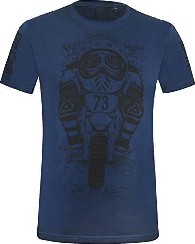Acerbis Camiseta Shield SP Club azul M