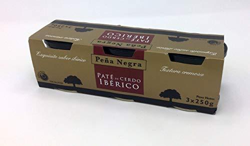 Paté de Cerdo Ibérico 3x250g
