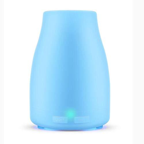 ZCAYIN Aromatherapie ätherisches Öl Diffusor, Mit 7 farbigen LED-Nachtlichtern und 3 Timern Mit Fernbedienung, 300 ml, Kalter Dampf-Luftbefeuchter, Für Schlafzimmer, Büro, Yoga und Spa