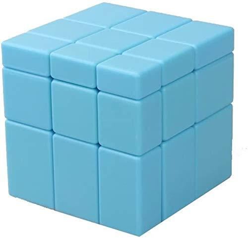 RENFEIYUAN Shengshou Irregular 3x3x3 Espejo ma Profesional de Carreras Liso Profesional Rubik...