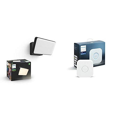 Philips Hue Welcome Proyector Inteligente Exterior LED...