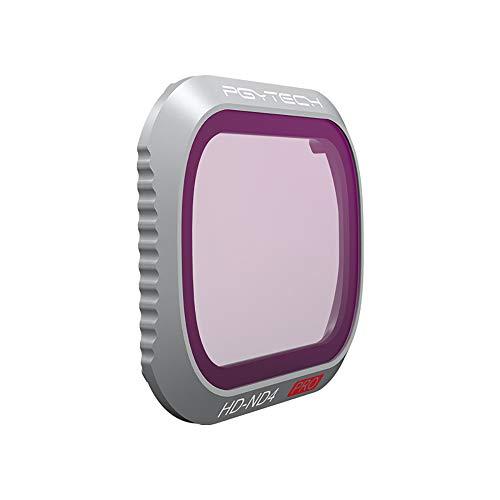 PGYTECH Lente Filtro para Drone Mavic 2 Pro HD-ND4