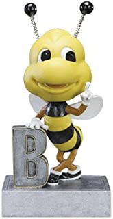 Decade Awards Spelling Bee Bobblehead Trophy - Spelling Bee Award - 5.5 Inch Tall - Engraved Plate on Request