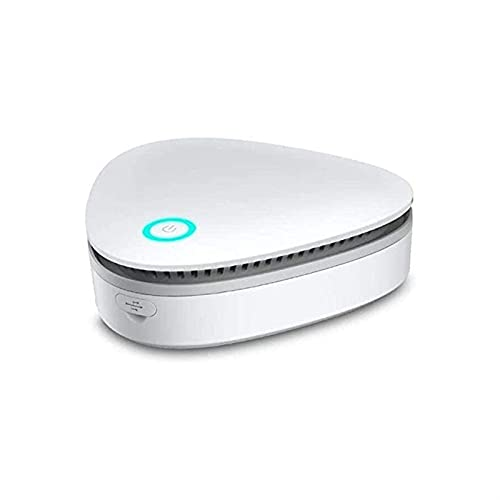 AITAOZI Air Purifier for Home Smokers Effective, Medical Grade Filter Air Cleaner Removing Allergies, Odor Dust and Pollen for Bedroom and Office, Car, Cabinets, Wardrobes, Disinfection