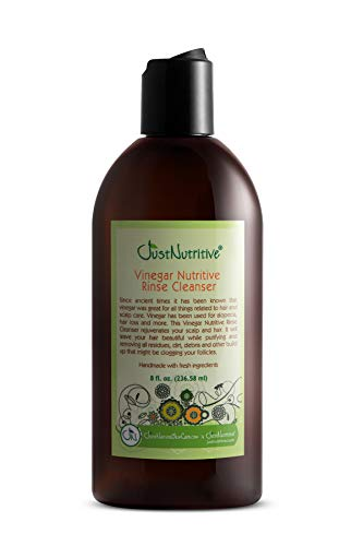 Vinegar Nutritive Rinse Cleanser | Best Way to Revitalize Your Hair and Scalp | Achieve the Best Hair Ever