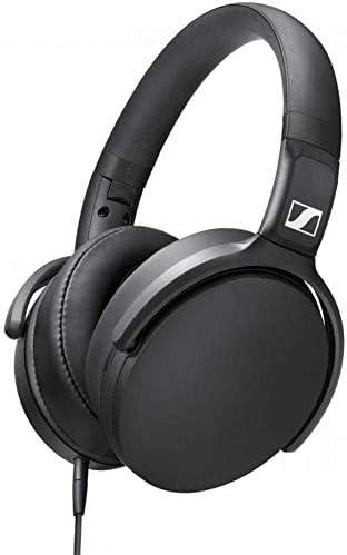 SENNHEISER_HD400S Auriculares supraaurales con Control Remoto Inteligente Negro