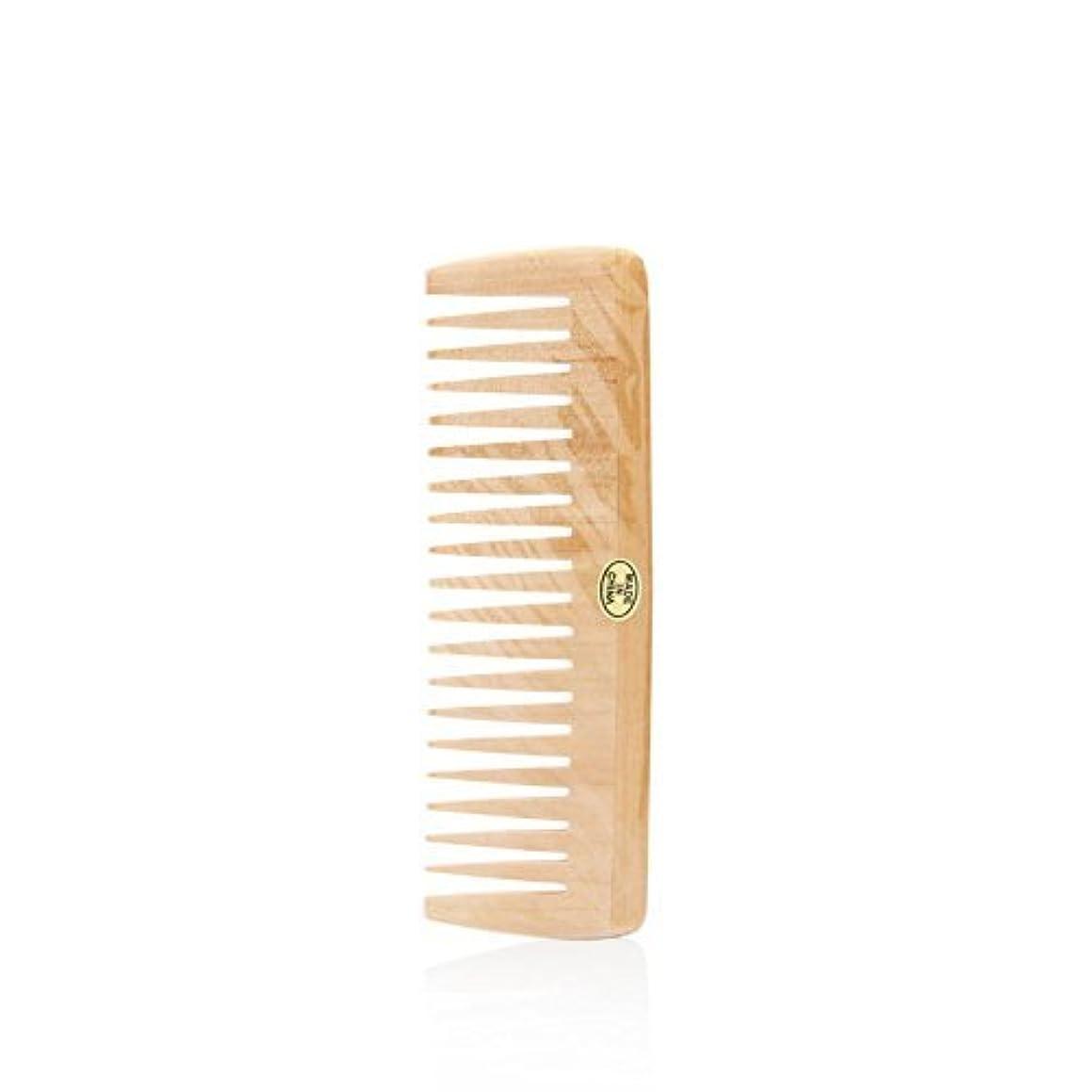 イデオロギー雇用者火曜日Bath Accessories Wood Detangling Comb [並行輸入品]