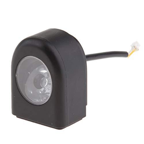 prasku Faros Delanteros LED de 36 V, Lámpara de Cabeza Más Brillante para Scooter Eléctrico Mijia