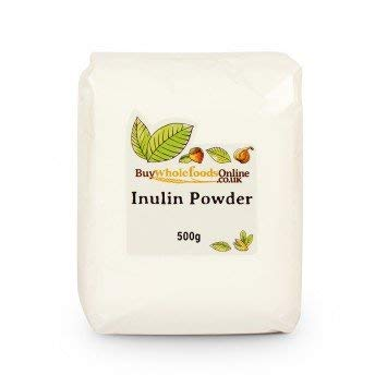 Buy Whole Super special price Foods Inulin 500g Seattle Mall Powder