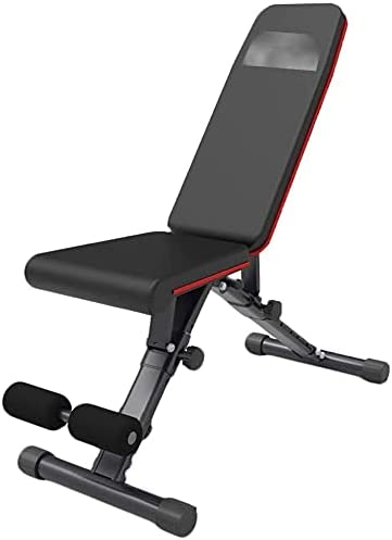 VTAMIN Fresno Mall Adjustable Benches Dumbbell Bench Abdominal C Daily bargain sale Fitness abs