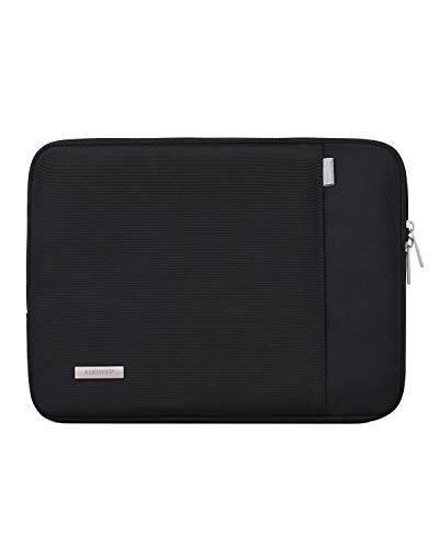 360 Protective Laptop Sleeve 13 inch, Laptop Case with Accessory Pocket for MacBook Air 2018-2020 M1/A2337 A2179 A1932, MacBook Pro M1/A2338 A2251 A2289 A2159 2016-2020, 12.9 iPad Pro 3rd/4th Gen