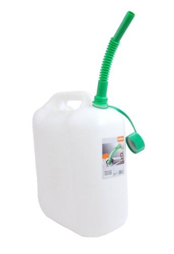STIHL Benzinkanister 20 Liter und Auslaufrohr 0000 881 0209