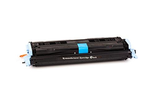 ASC-Marken-Toner für HP 124A / Q6000A schwarz kompatibel - 2500 Seiten