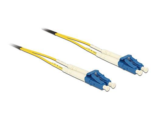 DELOCK kabel lichtgolf ladder LC > LC singlemode OS2 3 m