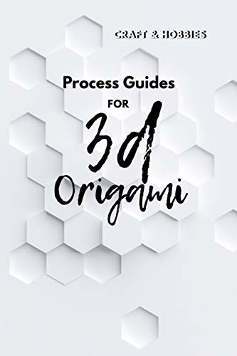 Process Guides For 3d Origami (English Edition)