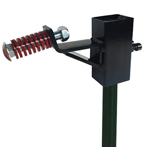 Highwild T-Post Target Hanger, Target Mount Bracket - for AR500 Steel Targets - 1 Pack