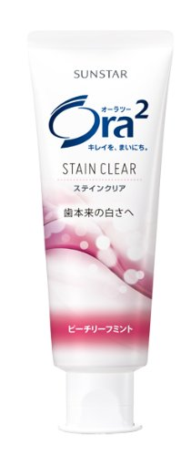 Ora2 Stain Clear Tooth Paste 130g
