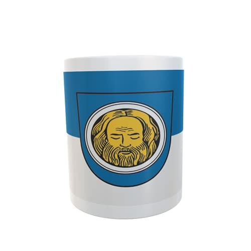 U24 Tasse Kaffeebecher Mug Cup Flagge Künzelsau