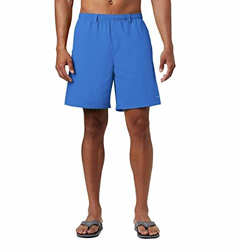 Columbia Men's PFG Backcast III Water Short , Vivid Blue, Small x 6