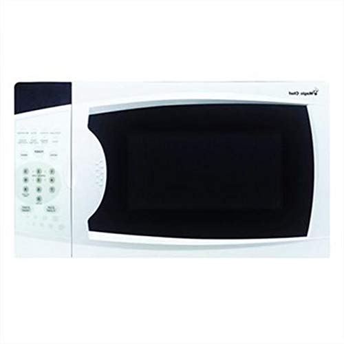 OKSLO Mcm770w 0.7 cu. ft. microwave oven - white